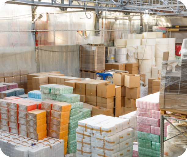commercial supply and inventory management